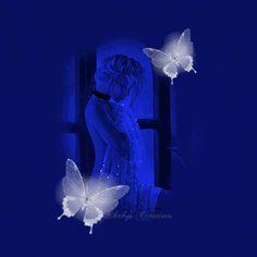 menina borboletas