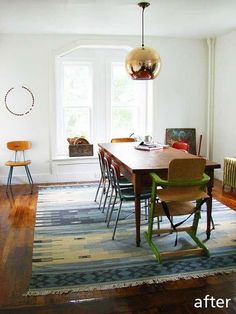 Before & After: Gorgeous Dining Room Makeover — Aesthetic Outburst