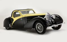 1936-Bugatti-Type-57-Atalante - Rare Cars   Pictures and Reviews of Rare & Exotic Cars