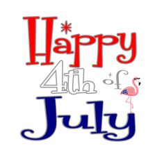 4th Of July, Calm, Happy, Red, Blue, Independence Day, Ser Feliz, July 4th, Being Happy