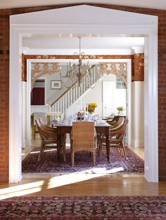Cottage Dining-rooms from Sarah Richardson on HGTV