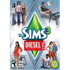 The Sims 3 Diesel Stuff --- http://www.pinterest.com.tocool.in/3ie