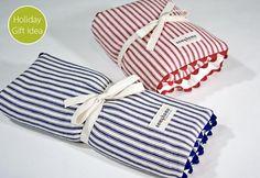 Microwaveable rice heating pads