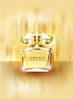 Versace Yellow Diamond ~ light & sunny & perfect spring scent