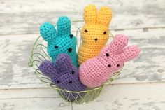 CUTEure Creations: Weekend Project - Easter Peeps