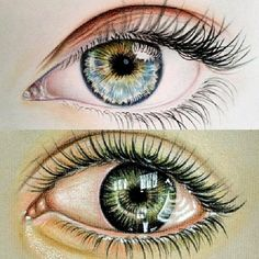 Eyes by Eva Garrido