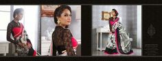 Lace kebaya-like saree blouse...unique n gorgeous