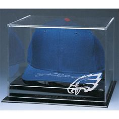 Philadelphia Eagles NFL Cap Display Case