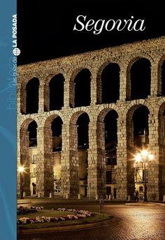 Diseño de portada y maquetación de Las guías La Posada, una serie de nueve guías turísticas de las provincias de Castilla y León para el periódico El Mundo. Segovia.