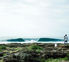 There are no A-frames on Oz's South Coast there are only Argh!-frames. Photo: @haydenoneill