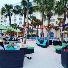 Beach Hotels Resorts St Pete Island Resort Places To Go