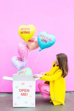 356 Best Things To Do With Balloons Images In 2019 Confetti