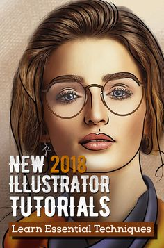 Illustrator Tutorials: 35 Fresh and Useful Adobe Illustrator Tutorials #howto #drawing #vectorgraphics #illustration #illustratortutorials #digitalart #besttutorials