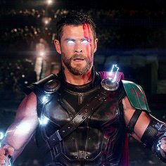 Thor in the arena