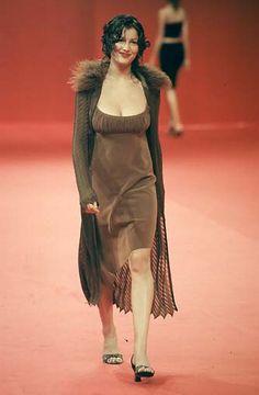 Laetitia Casta - Lolita Lempicka Ready-To-Wear Spring/Summer 1998.