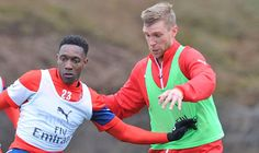 Danny Welbeck and Per Mertesacker axed from Arsenal's Champions League squad   via Arsenal FC - Latest news gossip and videos http://ift.tt/2c0To1f  Arsenal FC - Latest news gossip and videos IFTTT