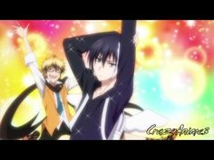 Servamp Crack 2 - YouTube
