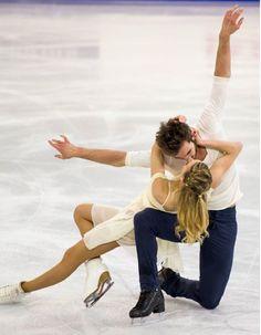 Gabriella Papadakis and Guillaume Cizeron(France)