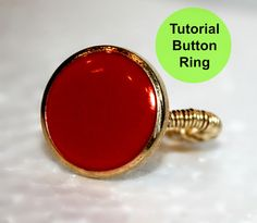 How to Make an Easy Button Ring
