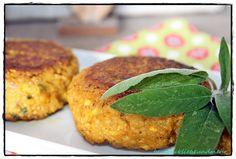 brotbackliebeundmehr - Foodblog - Couscous-Bratlinge