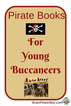 Ok Matey - get ready to see a list of the best books for boys who like pirates. Picked out especially for young buccaneers. Arrr . . . click through!