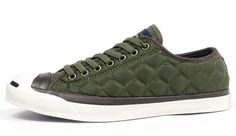 """Converse Jack Purcell """"Quilted Jacket"""" 