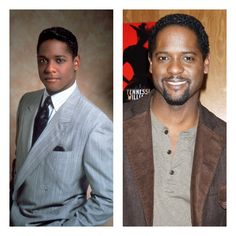 Blair Underwood Then-Now