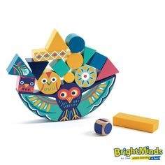 · Out of stock · Djeco Ze Balanceo is a gorgeously tactile, wooden, balance game, with brightly painted pieces and wooden die. Djeco Ze Balanceo Wooden Toy is a lovely early manipulative toy and great for early shape… Toys For Boys, Kids Toys, Puzzle, Shape Matching, Educational Activities For Kids, Cute Emoji, Montessori Toys, Toys Online, Book Gifts