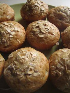 Mi fai un muffin?: MUFFINS AL RABARBARO CON...SORPRESA