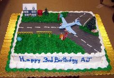 Ideas for Airport Birthday Party for kids