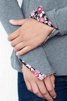 tuyauterie lamellaire de chemise gris par stadtkindpotsdam