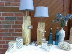 Exclusive Tischlampen aus massivem Eichenholz und weitere interessante Wohnaccessoires bei woodforliving!
