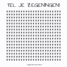 Tel je zegeningen!  #Genade, #Wijsheid  https://www.dagelijksebroodkruimels.nl/tel-je-zegeningen/