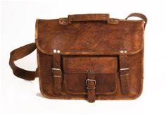 Vida Vida Medium Leather Satchel | Podarok