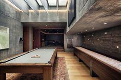 Atalaya House / Alberto Kalach #wood #concrete #skylight