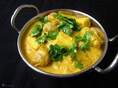 Karí s baby zemiačkami a baby kukuričkami (fotorecept) Garam Masala, Thai Red Curry, Indie, Ethnic Recipes, Baby, Food, Essen, Meals, Baby Humor