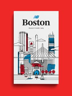 New Balance - Boston Marathon - The Heads of State Design Case, Book Cover Design, Book Design, Layout Design, Mountain Illustration, Line Illustration, Illustrations, The Great Discontent, Mexico 86