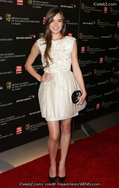 BAFTA Los Angeles 2010 Britannia Awards held at the Hyatt Regency Century Plaza Hailee Steinfeld photo Hollywood Party, In Hollywood, Rare Images, Hailee Steinfeld, Teen Vogue, Celebs, Celebrities, Latest Pics, Hottest Photos
