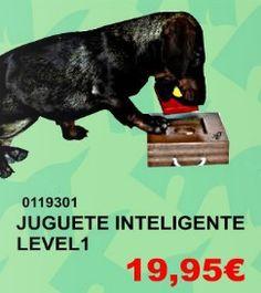 Juguete Inteligente Nivel 1