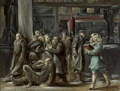 Reginald Marsh - Auction results - Artist auction records