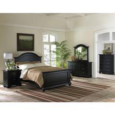 Picket House Napa Black Bedroom 5-piece Set