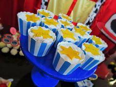 Mellos doces : Cup cake Cowboy Gui