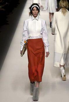 Milan Fashion Week: Fendi Autumn/Winter 15