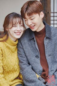 'Newlyweds Diary' drops loads of adorable cuts of Ahn Jae Hyun and Goo Hye Sun Korean Celebrity Couples, Korean Celebrities, Korean Couple, Best Couple, New Actors, Actors & Actresses, Blood Korean Drama, Gu Hye Sun, Cinderella And Four Knights
