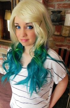 teal highlights - Google Search