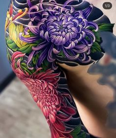 Japan is home to some of the most incredible and detailed Japanese tattoo art. However, it's difficult to find many resources online that offer an in-. Japanese Flower Tattoo, Japanese Tattoo Designs, Japanese Sleeve Tattoos, Sleeve Tattoos For Women, Japan Tattoo Design, Koi Tattoo Design, Japanese Tattoo Women, Irezumi Tattoos, Skull Tattoos