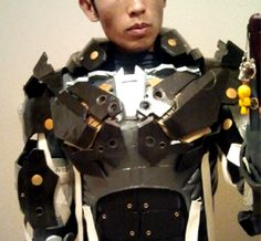 Tutorial: How to Seal and Paint Foam Armor for Cosplay - Otaku and Fit