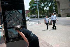 Pedestrian maps = increased walkability = lowered obesity = healthier, happier population = better world.