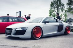 Oponeo race1sm event 2013, R8 na kołach MESSER  #race1sm  #tuning  #R8