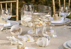 DISENYOSS DECORACION: Decoracion con conchas